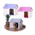 日本《 Richell 室內小型狗屋‧2種顏色