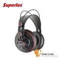 Superlux HD681 半開放式專業監聽耳機 動圈式 (紅色) HD-681 頭戴式/耳罩式 附原廠袋、轉接頭
