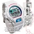 GLX-6900-7DR CASIO 太陽能電力系統◎ G-SHOCK經典暢銷符合G-LIDE衝浪錶必備的耐衝擊構造及200米防水標準,男錶/電子錶 (白色)