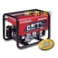 [ 家事達] 日本ELEMAX 本田發電機110V /220V( 4600w ) 特價+免運費