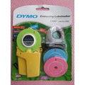 DYMO-DM1880 隨身個性打標機(可換3種字體轉盤標誌機)