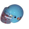 HTH-兒童半罩式安全帽 台灣製造 (12歲以下適用)附鏡片