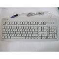 [銀鍵盤]Cherry G80-3000白色青軸機械式鍵盤-中文