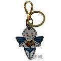 PRADA 全新藍色BABY天使吊飾 1ARD94