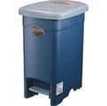 聯府 年代長型垃圾桶(20L) LO020 LO-020
