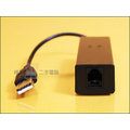 迷你 USB 56K FAX MODEM 電腦外接式傳真機 / 數據機 / 來電顯示 / 傳真 支援 Win /98/XP/WIN 7/VISTA