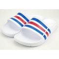 Adidas~Duramo Slide系列男女款運動拖鞋(白/藍/紅)(U43664)