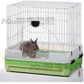 ☆日本Marukan新款高抽屜式兔籠MR-307/MR-309/MR-276底網不傷腳貓籠、狗籠、天竺鼠籠、貂籠