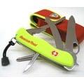 維氏VICTORINOX Rescue Tool系列 15功能消防救生刀瑞士刀(0.8623.MWN)救難隊專用