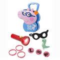 【Amuzinc酷比樂】兒童玩具/Peppa Pig 粉紅豬小妹 喬治超級英雄遊戲組 09441