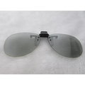 《晶璽》3D眼鏡:圓性偏光夾子型眼鏡.可以看3D立體影片.適用LG.3D電視.筆電.投影機.