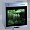 和成HCG 烘碗機BS600D,落地型烘碗機,BS-600D