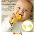 Malldj親子購物網 - Baby Banana 嬰幼兒學習軟性香蕉牙刷 2入特價組─【0-1歲】 #PB59508061000100