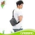 ★大包小包★ GABBAG 織原隨身包(灰)(GB10207-13)