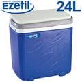 【Ezetil】24L 超冷型冷藏箱 EZ24B 保冰桶/保冷袋/行動冰箱/保冰保鮮/戶外保冷★滿額送好禮★843610