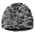 【prAna】Becca保暖毛帽-U5BERG311-BLK-Black 灰/黑混色.針織.針織帽.秋冬配件