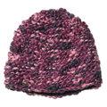 【prAna】Becca保暖毛帽-U5BERG311-PORT 粉/紫混色.針織.針織帽.秋冬配件