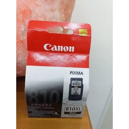 CANON PG-810XL 原廠高容量黑色iP2770/MP258/MP268/MP287/MP276/MX366/MX338/MX347/MX357/MX416/MX426