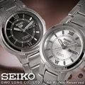 SEIKO 精工錶 國隆 SYME53K1_SYME57K1 直紋典雅氣質機械女錶 開發票 保固ㄧ年(有對錶組)