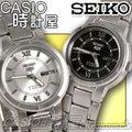 CASIO 時計屋 SEIKO機械錶 SYME53K1_SYME57K1 古典氣質美麗直紋機械女錶 全新有保固 附發票~