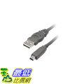 [美國直購 ShopUSA] 貝爾金 Belkin F3U138-06 Pro Series USB 5-Pin Mini-B Cable (6-Feet) $ 398
