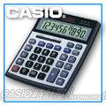 CASIO 時計屋 卡西歐桌上型計算機 DS-1TS 太陽能/電池兩用 大螢幕 10位數 全新保固 附發票