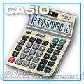 CASIO 時計屋 卡西歐桌上型計算機 DW-120MS 百分比/利潤/GT/K值 螢幕可調 12位 全新保固~附發票