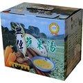 典傳蔬菜湯(小箱) 一箱30包,五行湯、五行蔬菜湯、青菜湯