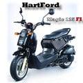 《HartFord 哈特佛》 Magic 125 FI (五期噴射) 新領牌車