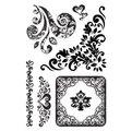 水晶章 Clear stamps - Gypsy Sisters