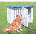 IRIS《 附門造型狗屋1200