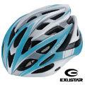Exustar 26孔自行車專用安全帽(天空藍)