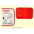 SNOOPY(史努比) 母子手帳本/旅行證照夾/愛心M 4901610887707