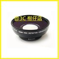 @3C 柑仔店@ CBINC 0.43x倍率 58MM 廣角鏡 微距鏡 鏡頭 無暗角 UV82mm FOR G10 G11 G12 S5 H5 EX1
