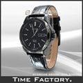 【時間工廠】全新原廠正品 SEIKO 時尚黑面光動能腕錶 SNE097P1