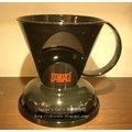 【JUNIOR】和風濾杯 / 聰明濾杯 Tritan Dripper 2~4人份(黑)