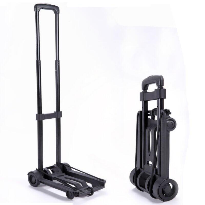 【DR176】輕巧折疊行李車 摺疊手拉車 摺疊旅行車 購物車 菜籃車