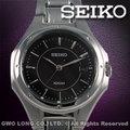 SEIKO 精工錶 國隆 SXDE13P1 簡約高雅黑面女錶 夜光指針 刻度顯示 保固一年 開發票 有對錶組