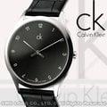 CK手錶 Calvin Klein 國隆 K2621111 同心圓造型時尚男錶 隋棠、宥勝攜手代言 保固一年 開發票
