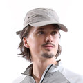 【Vital Silver銀盾】VITAL SOFTDRY 抗UV棒球防曬帽 抗紫外線 戶外/休閒/走路/騎單車 防曬帽 遮陽帽 棒球帽