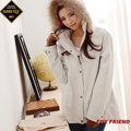 【FOX FRIEND】女款GORE-TEX® 防水透氣單件式外套-1090