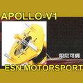 ESN《 阿波羅 V1 高低軟硬可調避震器 TOYOTA CAMRY (92~96) / CAMRY (02~06) / CAMRY (07~)  專用 》刷卡6期0利率