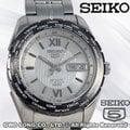 【促銷優惠】SEIKO 精工錶 國隆 SNZG63K1 盾牌五號 黑框羅馬字防水100米機械錶 一年保固 開發票