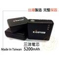 行動電源 5200mAh 正三洋電芯 MIT台灣製造 安全認證有保障 【RichView】