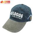 丹大戶外用品 【 LOGOS】 日本品牌 中性CAP休閒鴨舌帽/運動帽/棒球帽/遮陽帽/T帽/釣魚帽/卡車帽/潮流帽 #T001 藍綠
