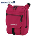 丹大戶外用品 日本【Mont-bell】1123713 Travel Shoulder 側背隨身包 紅色