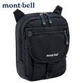 丹大戶外用品 日本【Mont-bell】1123713 Travel Shoulder 側背隨身包 黑色