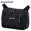 丹大戶外用品 日本【Mont-bell】1123719 Travel Shoulder 旅行肩包 黑色