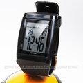 JAGA捷卡。大視窗 品味的魅力代表。多功能電子錶。休閒錶-黑色手錶M866-A