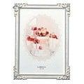 【筆坊】Ladonna Bridal系列 古典花邊5x7金屬相框 (MJ63-2L-WH)